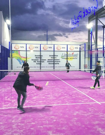 ALL WEATHER PADEL TOURNAMENT (4-7 FEB)